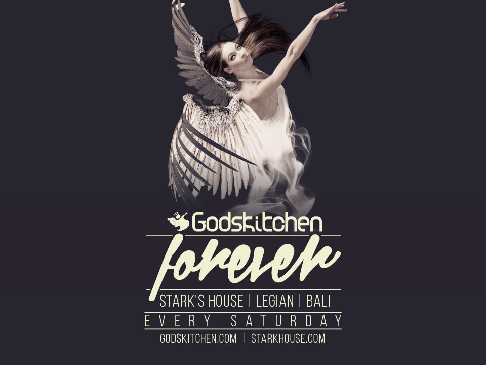 Godskitchen</br>Legian, Bali</br>18th July 2015